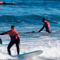 Surfcamp infantil Salinas home